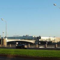 Кантемировский мост :: Владимир Гилясев