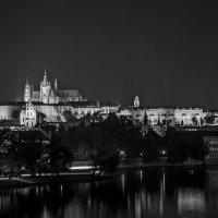 Ночная Прага :: Сергей Бордюков