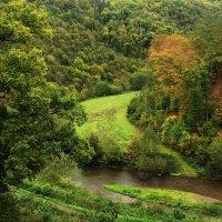 Осенний пейзаж :: Alexander