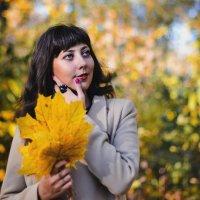 Осень :: Ирина Малинина