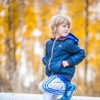 на прогулке :: Михаил Кучеров