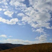 Уходящая в небо дорога :: galina tihonova