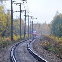 Следующая станция -Зима :: Николай Танаев