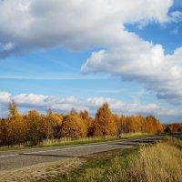 Дороги земные и небесные. :: Михаил Попов
