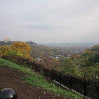 Вид со Спасского холма :: Галина