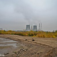 угольная гавань :: Екатерина Яковлева