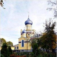 Храм Андрея Критского (3). :: Владимир Валов