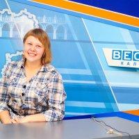Журналистка :: Джастина Голополосова