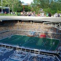 Стадион в Мюнхине....лего :: Inga Керрен