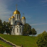 Храм во имя Великомученика Георгия Победоносца :: Dororo Прасолова