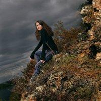 mountain :: Oksana Nesterova