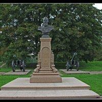 Памятник Великому Князю Михаилу Николаевичу. :: Александр Лейкум