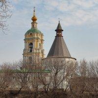 новоспасский монастырь :: Илья