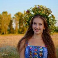 Есть девушки в русских селеньях... :: Юлия Назаренко