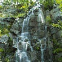 водопад :: Елена Минина
