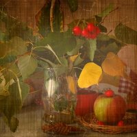 Осенние рисовалки... :: анна нестерова