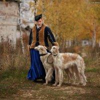 ..и небо осенью дышало... :: Виктор Перякин