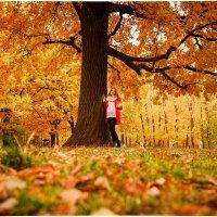 Яркая осень :: Марина Титова