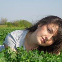Весна и девушка так похожи... :: Алинка Гнибеда