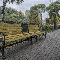 пустая осень в сергиев-пассаде :: Василий Либко