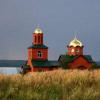И  во поле  Храм.... :: Валерия  Полещикова