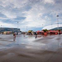 Олимпийский парк :: Андрей Зименков