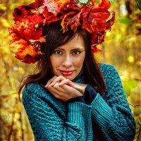 Золотая осень. :: Люба Забелкина