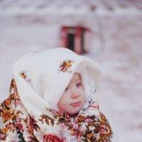 Маленькая русская краса :: Марина Титова