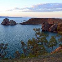 Вечер бирюзовой бухты :: Ольга