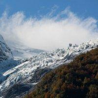 Ледник Суфруджу :: Светлана Попова