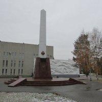 Памятник солдатом внутренних войск посвящается. :: раиса Орловская