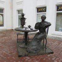 """Скульптура. """"Дама у самовара"""" :: раиса Орловская"""