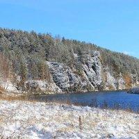 Первый снег :: Галина Стрельченя