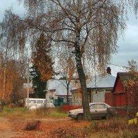 осень в переулках... :: Галина Филоросс