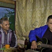 Ай-да, гитарист!.. :: Николай