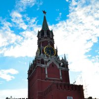 Могучий Кремль :: Ирина