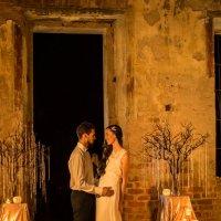 Тайное венчанье :: николай смолянкин