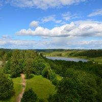 Городищенское озеро в Изборске :: Ирина Никифорова