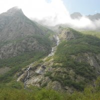 Горы.... :: Елена Уварова