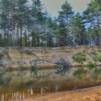 Река :: Михаил Ефимов