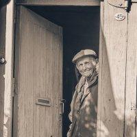 Улыбка старого деда :: Nurgissa Yergaliuly