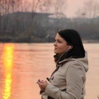 ...на закате дня.. :: NюRа;-) Ковылина