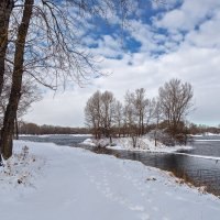 Первый снег :: Евгений Герасименко