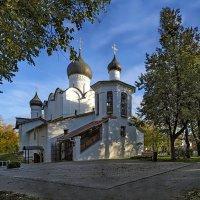 Храм святого Василия Великого (на горке) :: Виктор Грузнов