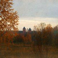 Осень в Подмосковье. :: lady-viola2014 -