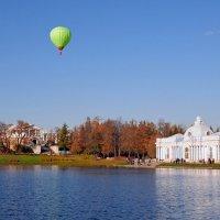 Что-то шары разлетались..,наверно на юг.., зима скоро..) :: tipchik