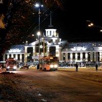 Ночной_вокзал :: Юрий Оржеховский