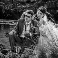 На рыбалку,как на свадьбу. :: Lidija Abeltinja