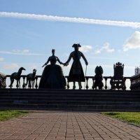 Царская прогулка :: Владимир Гилясев