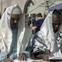 Молитва у стены плача«Израиль, всё о религии...» :: Shmual Hava Retro